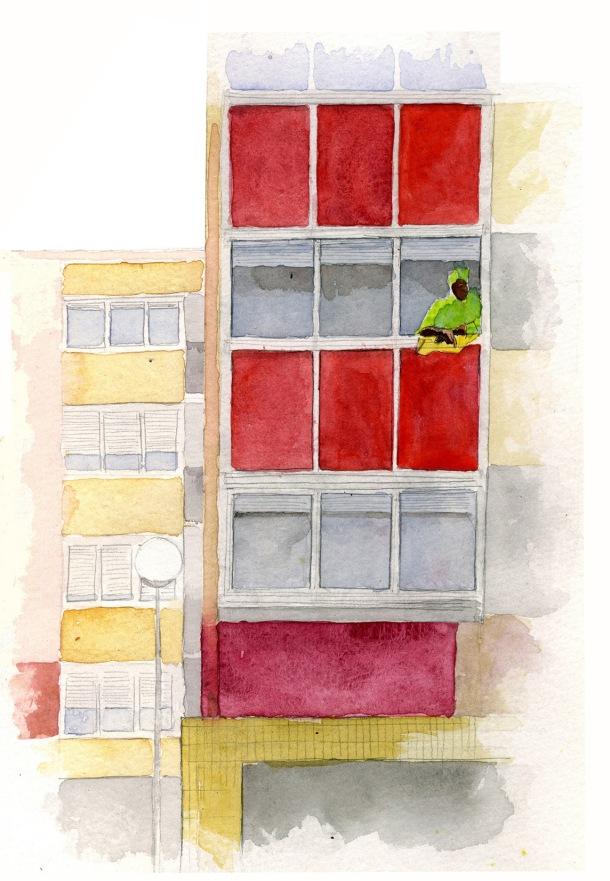 doukouré facade