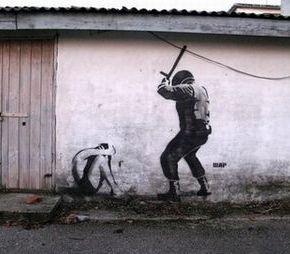 Violences policières, archives2014.