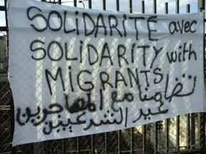 Le Jour de la sirène invite le collectif la chapelle debout et l'association Kâlî : réfugiés àParis