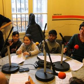 Les enfants du Yag Bari au Jour de lasirène